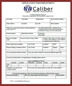 NW Caliber Aluminum and Stainless Metals In Stock